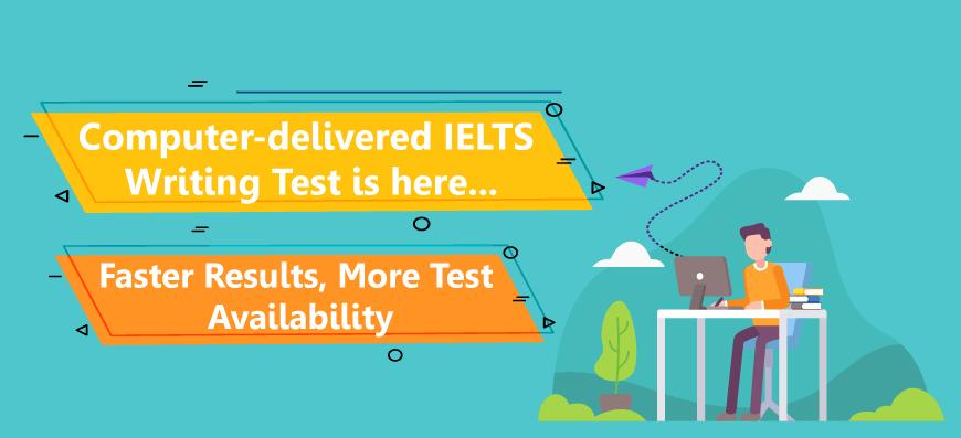Computer Delivered IELTS Writing Task