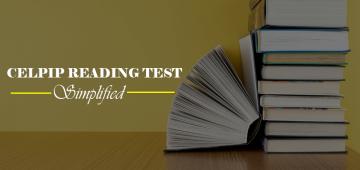 CELPIP Reading Test