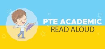 PTE Read Aloud
