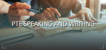 PTE- Speaking and Writing
